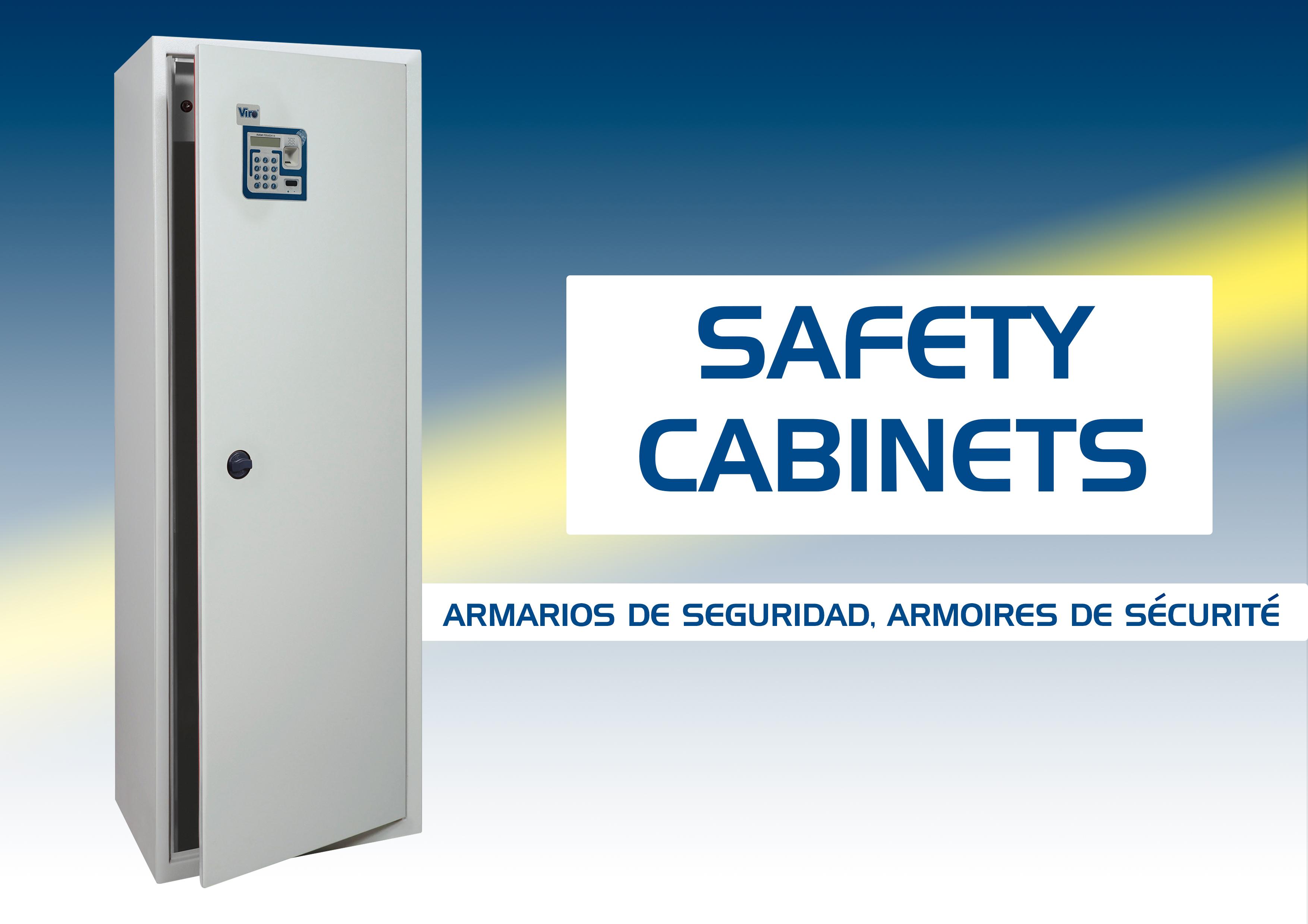 Armoires De Sécurité, Armoires à fusil, armoires à documents, armoires biométriques, armoires électroniques